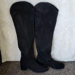 Stuart Weitzman over knee boots